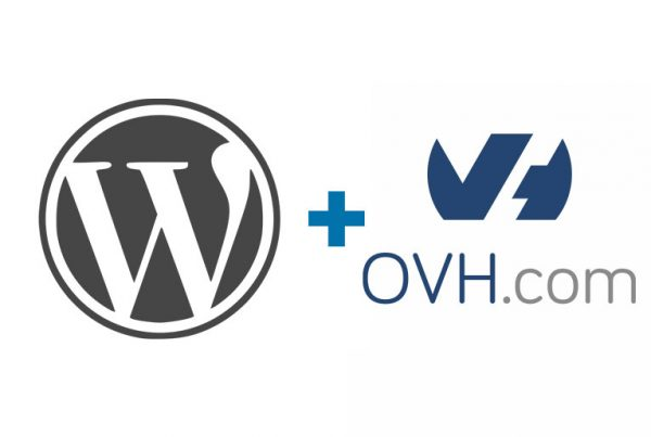 WordPress sur OVH